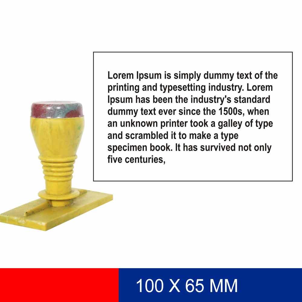 Polymer Stamp Rubber Online